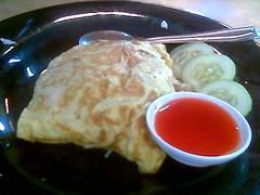 Rafie's Cafe nasi goreng pattaya