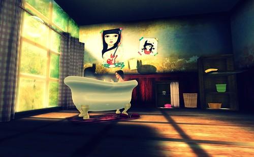 leeky bathtub