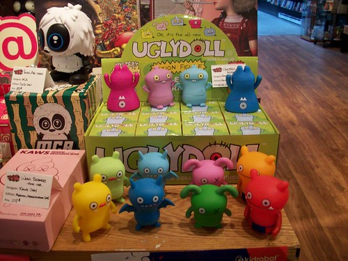 ugly doll action figures david horvath sun-min kim