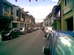 Carpenter Street Kuching