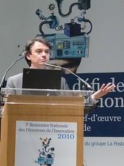 Pascal Daloz, Executive vice-president Strategy & Marketing, Dassault Systèmes