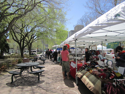 City Market at City Hall