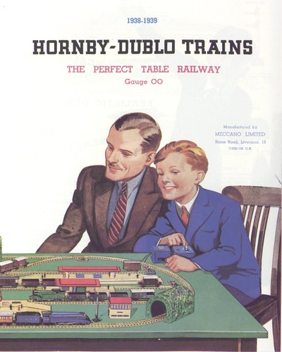 1938 Hornby Catalogue by mrrobertwade (wadey).