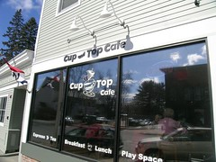 Cup and Top Cafe