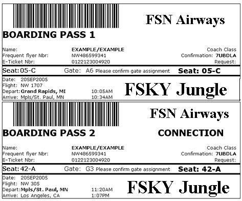 FSKY Tickets