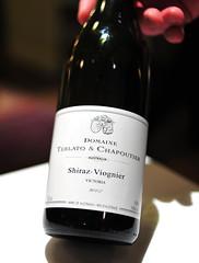 Domaine Turlato & Chapoutier, Shiraz-Viognier, victoria (2007)