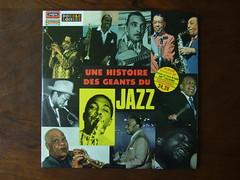 Une Histoire des Geants du Jazz