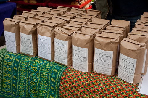 Kitsilano Farmers Market: The Flour Peddlar