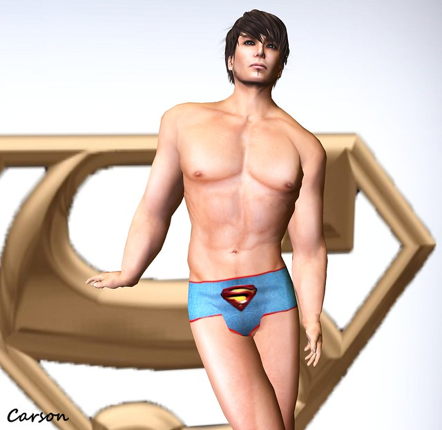 Fierce Designs - Superman Briefs