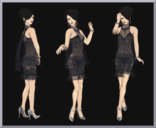 Little black Dress by you.