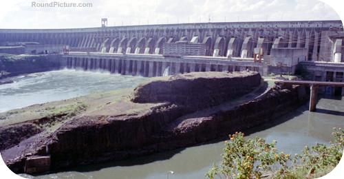 Brazil - Iguazu - Itaipu Dam