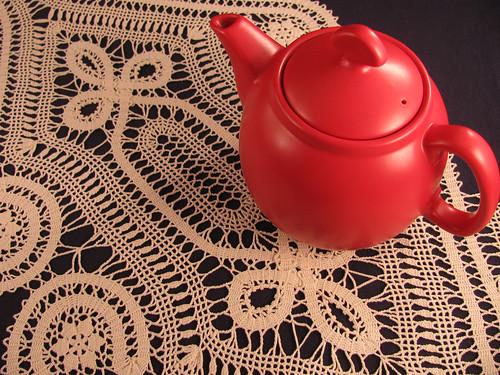 Teapot-Runner
