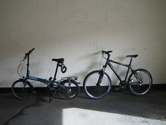 Dahon and Trek Together
