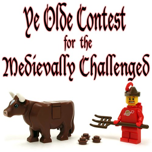 Lego Contest Medievally Challenged