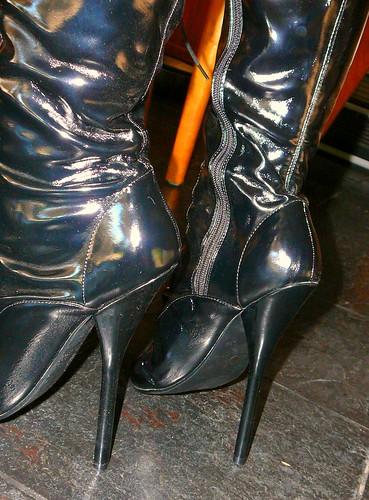 Evil heels