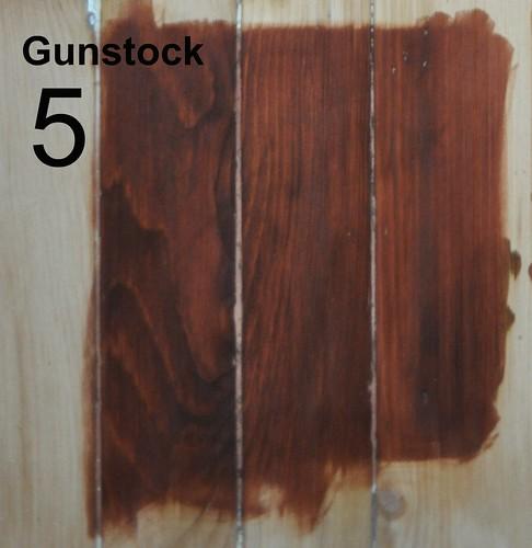5: Gunstock