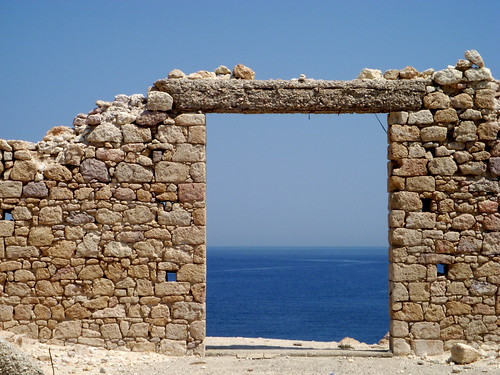 Firopotamos Doorway 2
