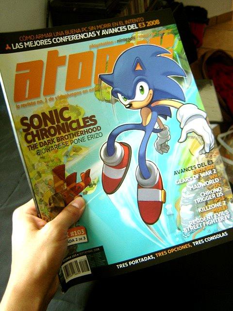 OMFG!!! Y qué se petatea también la revista ATOMIX! | NOW LOADING...