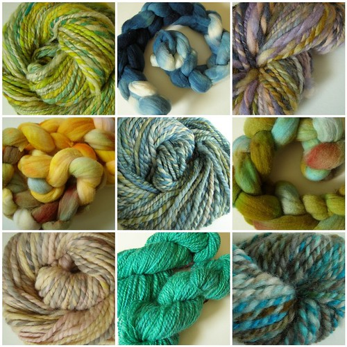 constellation yarns