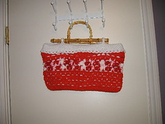 Purse with two removable covers