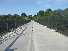 Atop Echo Bridge
