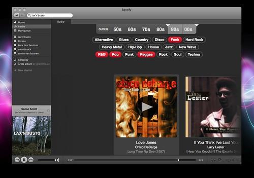Spotify - Radio