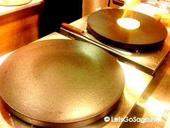 Hot Circular Flat Griddle