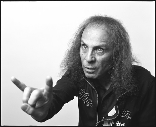 Ronnie James Dio, Burbank, 2009