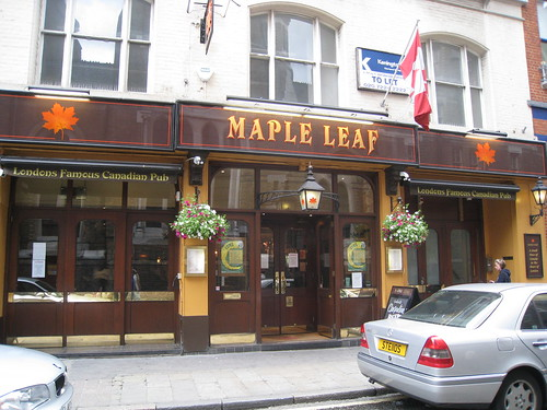 Maple Leaf Pub