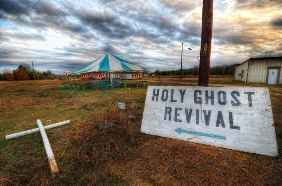 This Way to the Holy Ghost Revival (by Stuck in Customs)