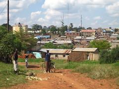 Outside Gulu