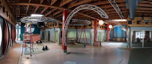New TWiT Studios Panorama