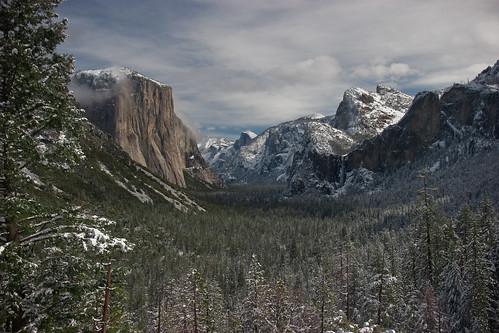 Yosemite Valley (Feb. 2009)