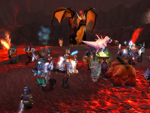 Spennix's first 25-person raid: Sartharion