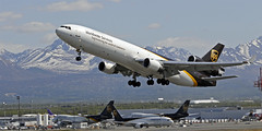 UPS McDonnell Douglas MD-11 Freighter