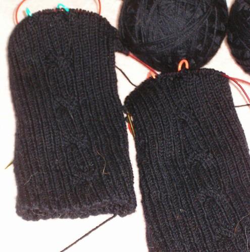 Treads socks #1