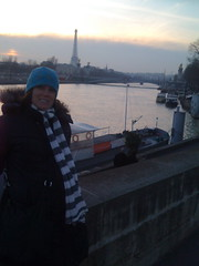 Jil in Paris