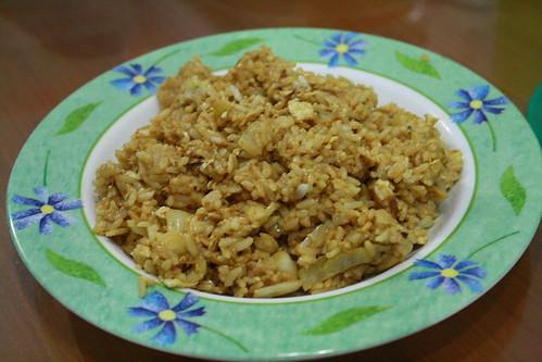 nasi goreng emas super