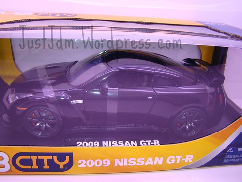 Jada Toys Nissan Skyline R35 (1)