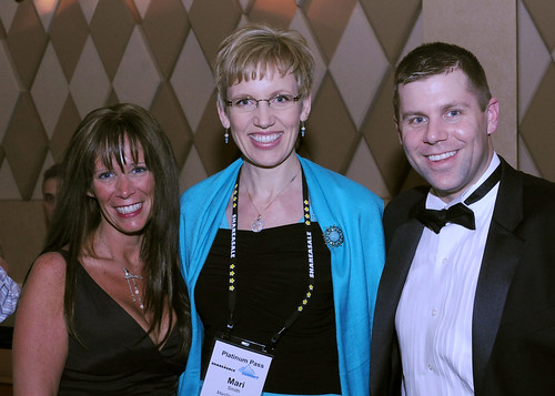 Missy Ward, Mari Smith and Shawn Collins