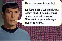 spock doesn't agree with your logic