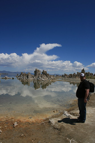 The Mr @ Mono Lake & the Tufas