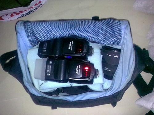 Inside Amru's bag 2
