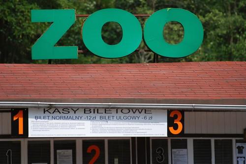 Im Zoo Gdansk