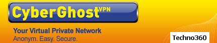 cyberghost Free  VPN service