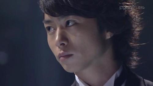 Sakurai Sho as MC Kamiyama