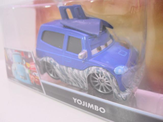 Disney CARS TOON Yojimbo (2)