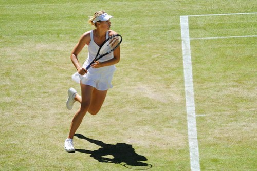 Maria Sharapova – Wimbledon 2009