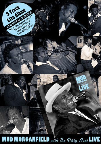 Mud Morganfield - Live With The Dirty Aces