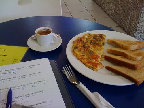 Pre-college breakfast